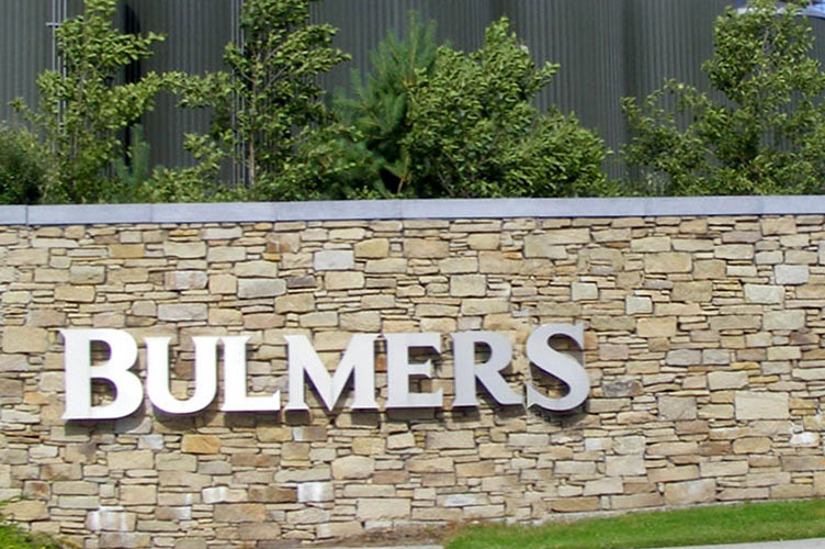 Bulmers head office entrance