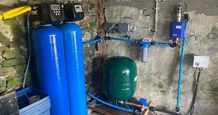Campion Pumps in Domestic use
