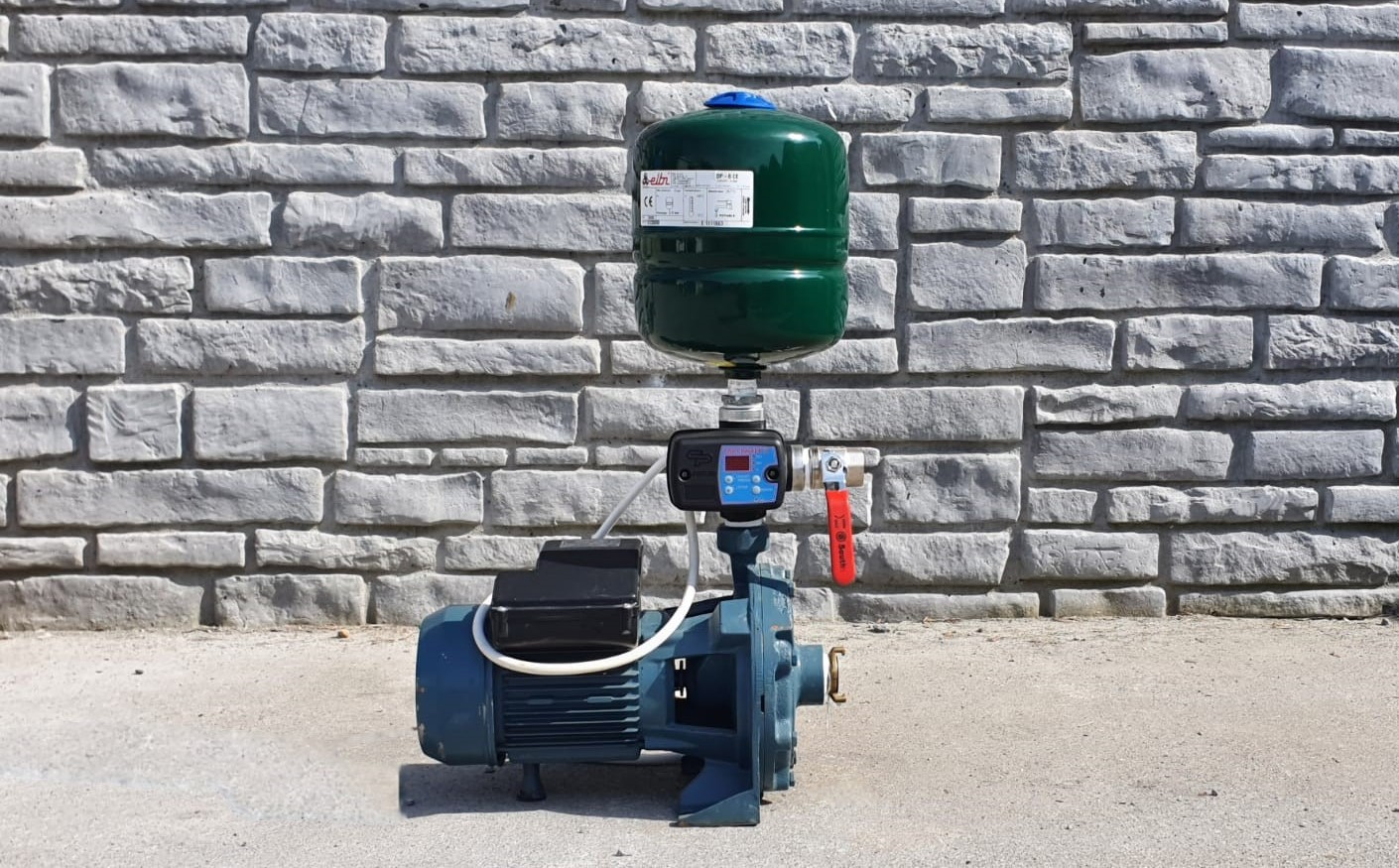 campion water pump for agricultural water management
